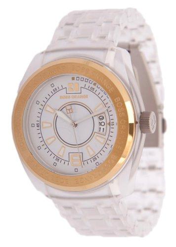Boss Orange Damen-Armbanduhr Analog Plastik 1502252