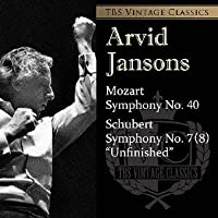 Arvid Jansons - Tbs Vintage Classics Schubert: Symphony No. 8 Unfinished And Others [Japan LTD SACD Hybrid] TYGE-60006 by Jansons/Tokyo SO - Mozart: Sym. No. 40 / Schubert: Sym. No. 8 [SACD] (Japan) (2013-07-29)