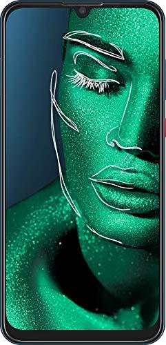 ZTE Smartphone Blade V10 (16 cm (6,3 Zoll) FHD+ Display, 64 GB interner Speicher, 32 MP AI-Selfie- und 16+5 MP Dual-Hauptkamera, Dual-SIM, Android 9) Grün