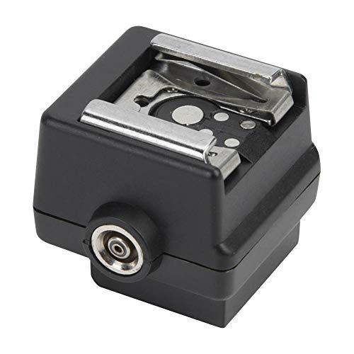 Goshyda Cámara Flash Mini convertidor de Adaptador de Zapata para Sony Alpha...