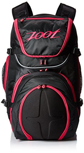 Zoot Sports Ultra Tri Bag, One Size, Black/Punch