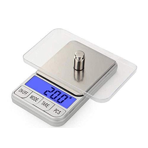 Keuken Home Multifunctionele digitale precisieweegschaal Precisiezak Digitale weegschaal Elektronische post Keukenweegschaal Gewichtsbalans LCD-display-300G_X_0.01G