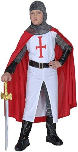 Widmann 55497 – kostuum kruis band, in maat 8/10 jaar
