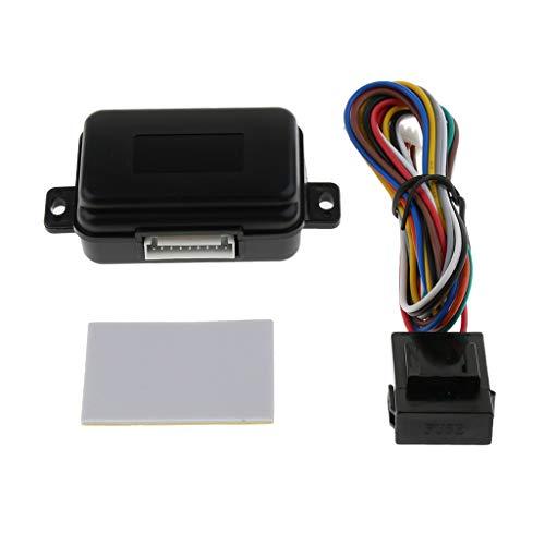 H HILABEE Espejo Retrovisor Automático para Automóvil, Kit de Sistema Más Cercano Plegable, Inteligente de Buena Calidad