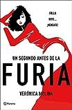 Un segundo antes de la furia (Autores Españoles e Iberoamericanos)