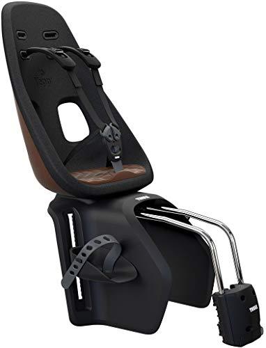 Thule Yepp Nexxt Maxi Kindersitz Rahmenmontage Chocolate Brown 2020 Fahrrad-Sitz Kinder Jugendliche Rad-Sitz