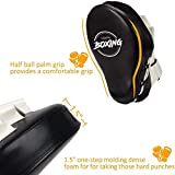 Zoom IMG-2 valleycomfy boxe curvo fuoco mitts