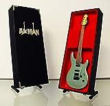Axman Steve Lukather (Toto): Music Man Luke - Réplique miniature de guitare
