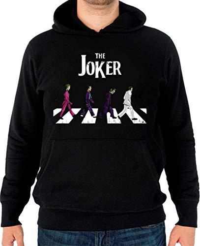 Sudadera de Hombre Joker Batman serius