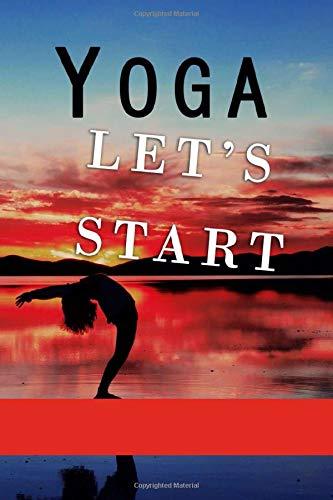 Yoga: Carnet de Yoga / Yoga Journal / Yoga Notebook