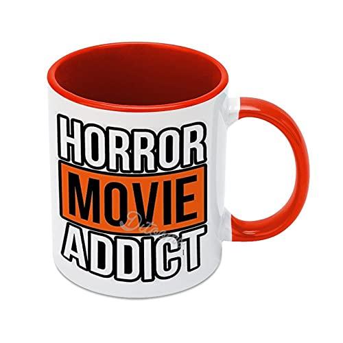 Ditooms Divertido disfraz de Halloween divertido taza de caf, taza de t de caf, taza de t, regalo de Halloween, regalo de Accin de Gracias B921