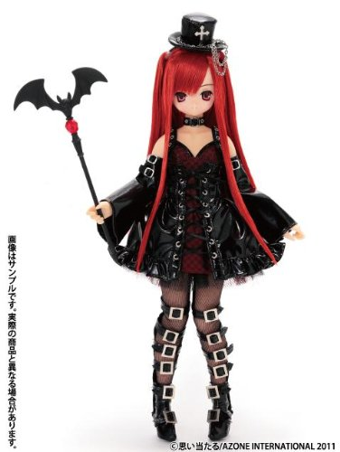 EX Cute 8th Series Witch Girl Aika / Little Witch of Flame (1/6 scale Fashion Doll) [JAPAN: