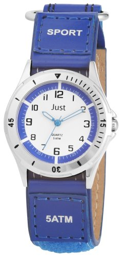 Just Kinder und Jugend-Armbanduhr Quartz 48-S0035-HBL