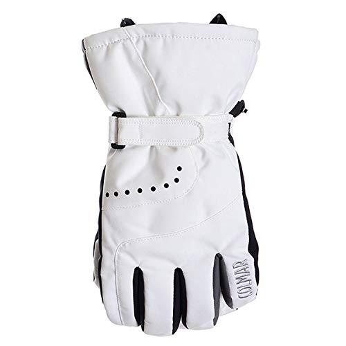 Colmar 5172 Gants pour femme neige 01 Blanc - Blanc - L