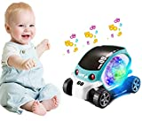 360 Degree Rotating Music Car for Kids with 4D Light car Toys for Kids with Music Dancing Car for Baby Boy and Girls Multi-Color Car Toys Set