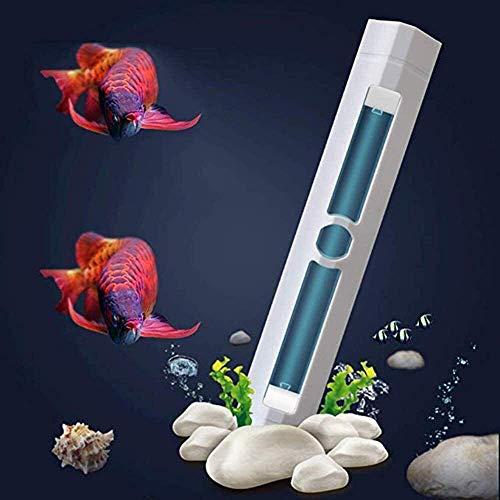 Sterilisation Lampe Aquarium UV-Quarzglas Grünalge Wasseraufbereitung Behandlung Reinigung 7W Mite Removal-Lampe (Größe: 11W) 1yess (Color : 11W)