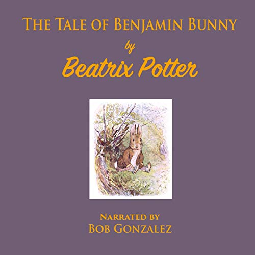 The Tale of Benjamin Bunny cover art
