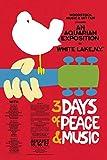 Woodstock - Concert Poster Poster Drucken (60,96 x 91,44