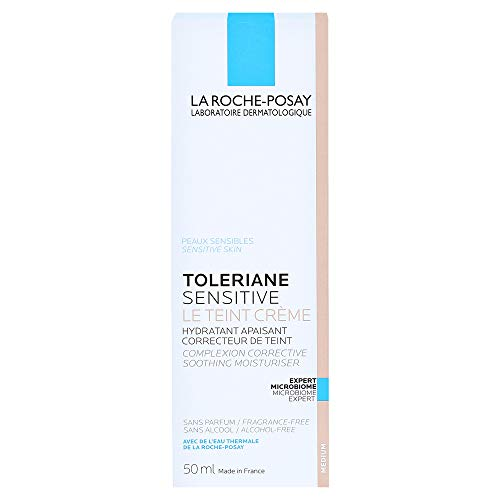 La Roche-Posay Toleriane Sensitive Le Teint Crème Medio/Scura 50 ML