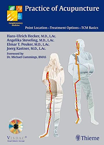 Practice of Acupuncture: Point Location - Treatment Options - TCM Basics