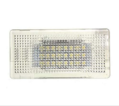 YONGYAO 24 LED Lampe De Boîte À Gants pour Le Boot Interne Légère Espace Au Sol du Coffre pour BMW E90 E92 E66 E61