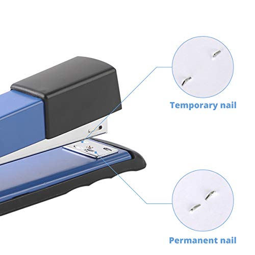 Craftinova Stapler,Office Stapler,Durable Metal Stapler ,20 Sheet Capacity,Includes 2000 Staples & Stapler Remover,3PACK,for Office or Home Office Supplies, Blue…… Photo #6