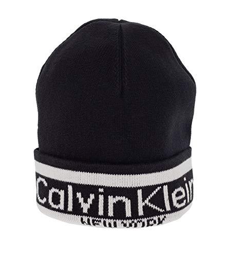 Calvin Klein Beanie Strickmütze One Size 25 cm