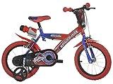 Dino Bikes 163G-SAGB 16-Inch Spiderman Bicycle