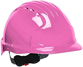 PIP 280-EV6151-39 Evolution Deluxe 6151 Standard Hard Hat with 6-Point Polyester Suspension, 11