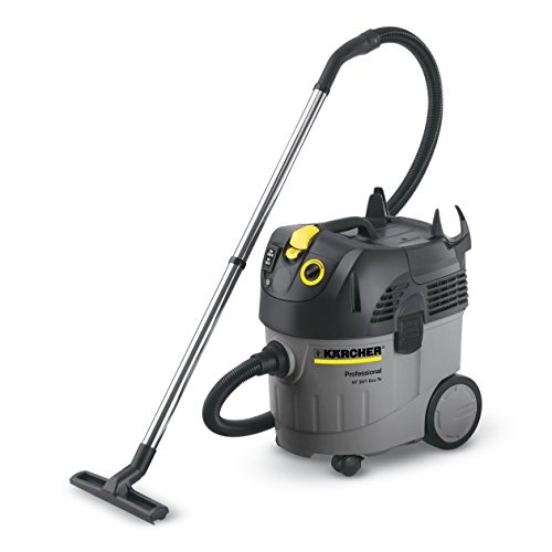Karcher NT 25/1 Ap 1.85 HP Wet Dry Vacuum with 5.5 gallon Dry Capacity & 3.3 gallon Wet Capacity