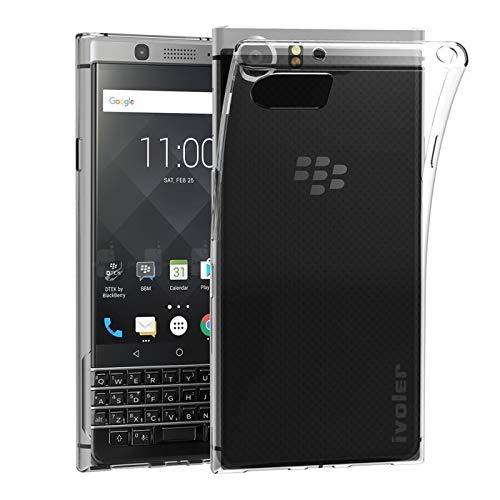 Preisvergleich Produktbild Blackberry Schutzhülle,  transparent,  weich,  für Keyone