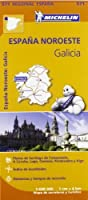 Galicia - Michelin Regional Map 571 (Michelin Regional Maps) by NA(2013-03-25)