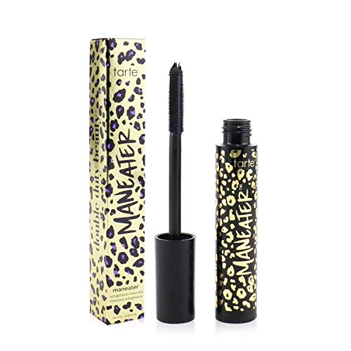 Tarte Maneater Black Full Size Magnetic Volumptuous Mascara, .30 Ounce, Limited Edition
