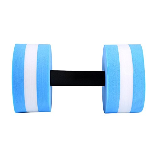 Why Choose VGEBY 1Pair Aquatic Exercise Dumbbells, Water EVA Foam Aerobics Exercise Hand Bars Pool R...