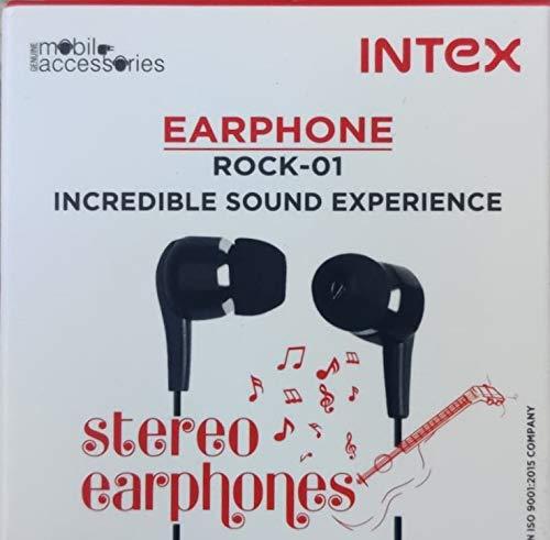 INTEX Earphone Rock-01 Incredible Sound Experience
