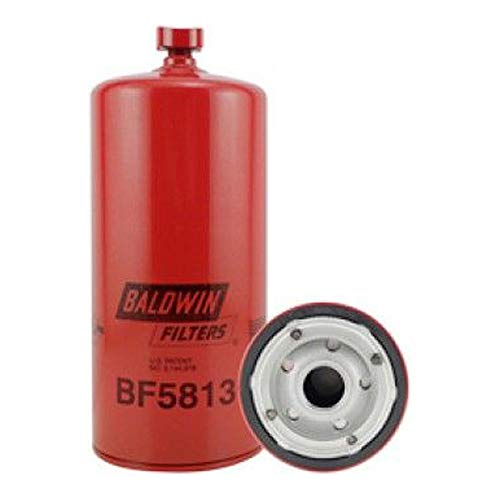 Fuel Filter,8-13/16x3-11/16x8-13/16 In