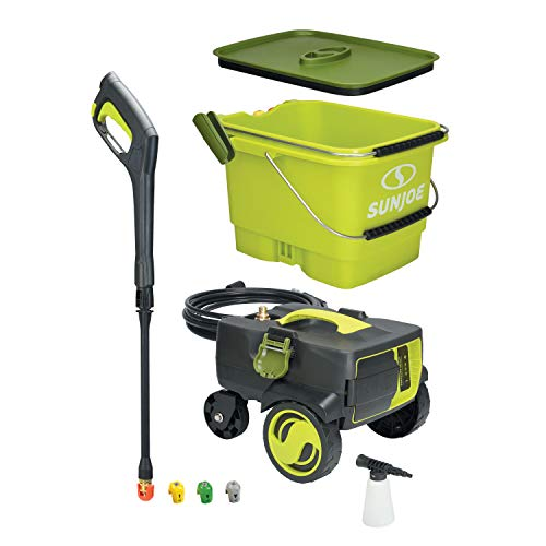 Product Image 8: Sun Joe SPX6001C-XR 1160 PSI Max Cordless Pressure Washer, Kit (w/5.0-Ah Battery + Quick Charger)