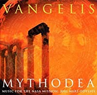 Mythodea 2001: a Mars Odessey by Vangelis (2001-12-19)