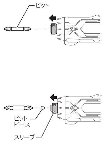 マキタ(Makita)『充電式ペンドライバドリルDF012DSHX』