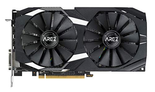ASUS DUAL Radeon RX 580 Overclock Edition 8 GB GDDR5, Tecnologia Auto-Extreme, VR Friendly, Tecnologia MaxContact e Backplate