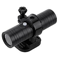MIFO 1080P録画 アクションカメラ 30m防水 170度広角レンズ ヘルメット 金属スポーツカメラ バイクや自転車取り付け可能なスポーツカメラ コンパクトカメラ SDVF2000