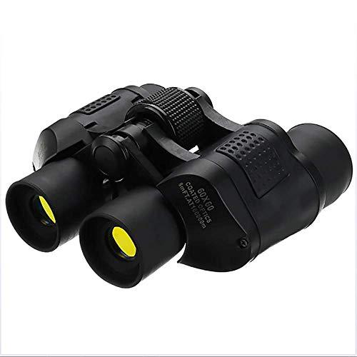 Y&J Telescopios, 60 * 60 portátiles de visión Nocturna de los prismáticos Adultos Incorporado Coordina con Alta transmisión de luz a Prueba de Agua ya Prueba de Niebla Características