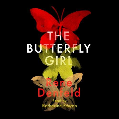 The Butterfly Girl cover art