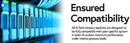 A-Tech 16GB Module for ASUS ESC4000 G3S DDR4 PC4-21300 2666Mhz ECC Registered RDIMM 2rx4 AT394738SRV-X1R9 Server Memory Ram