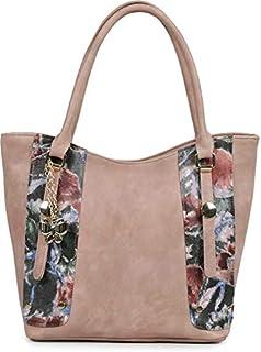 Butterflies Women Handbag (Peach) (BNS 0714PCH)