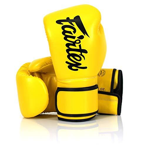 Fairtex Microfibre Boxing Gloves Muay Thai Boxing - BGV14, BGV1 Limited Edition, BGV12, BGV11, BGV74