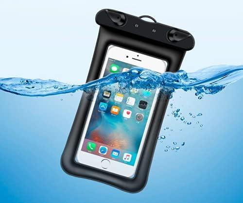 Floating air Bag Mobile Phone Waterproof Bag Transparent Wholesale Touch Screen Swimming Waterproof Mobile Phone case Large Mobile Phone Waterproof Bag