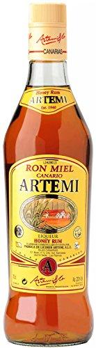 Ron Miel Canario Artemi Honey (Rum Canary Islands 0,7l Liqueur 0.7Litre