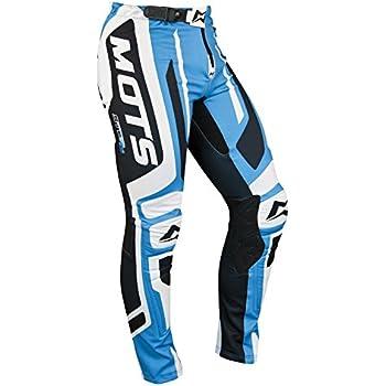 Blu Taglia XS Mots mt3107/X SA Trial Rider 2/Pantaloni
