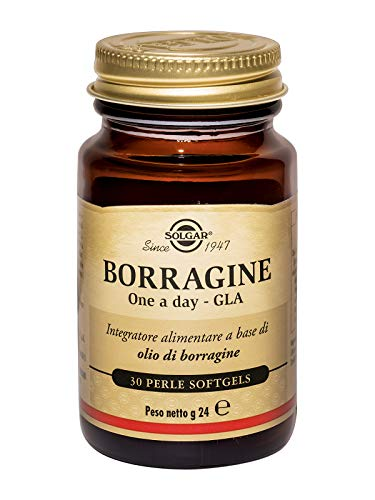 BORRAGINE ONE A DAY GLA 30PRL ean0033984020559